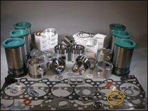 Caterpillar 3406E Engine Rebuild Kit