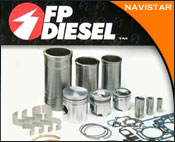 International Navistar DT466 Engine Inframe-Overhaul Kit