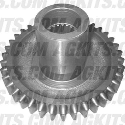 Oliver 77 Hydraulic Failure : Massey ferguson pto drive gear m