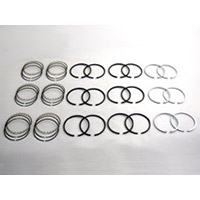 Continental Piston Ring Set DS202 Gas (3/16 Oil)