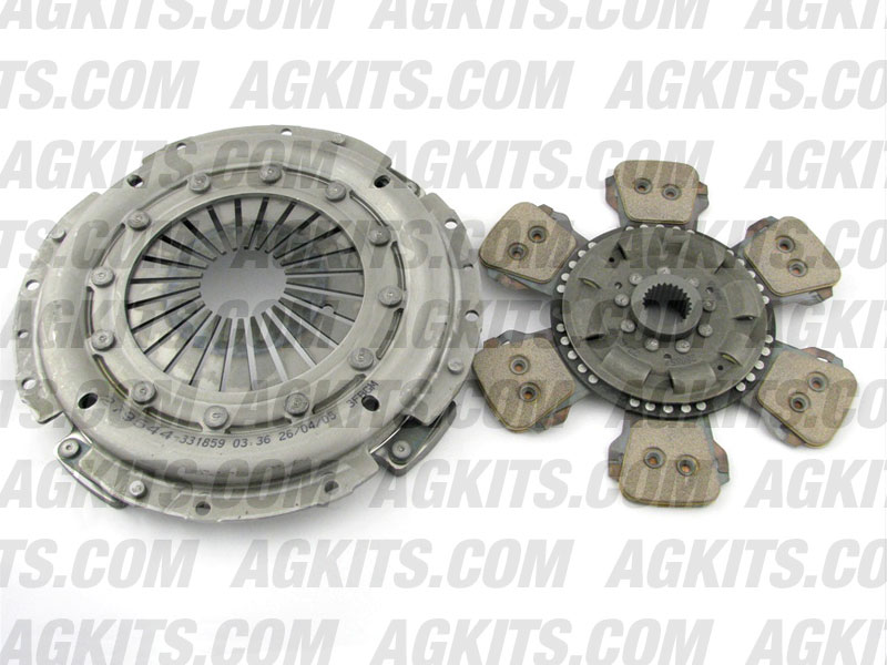 Oliver 77 Hydraulic Failure : Allis chalmers clutch kits components
