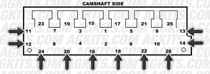 Cat 3406 head bolt torque specs : Coinhive verify