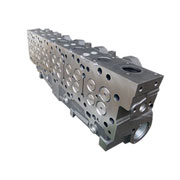Case Tractor Cylinder Heads