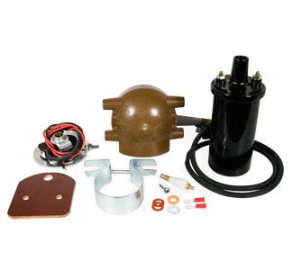 ford 120 2n 8n 9n tractor ignition coil conversion kit. Black Bedroom Furniture Sets. Home Design Ideas