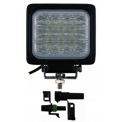 led flood light for tractors 5000 lumens ht8302098. Black Bedroom Furniture Sets. Home Design Ideas