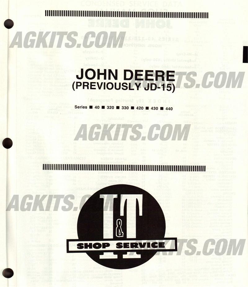 john deere 7210 repair manual