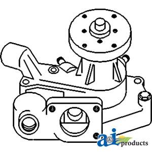 Row Crop Tractors For Sale besides John Deere Water Pump Re51893 as well 118363 additionally  on 5200 john deere steering parts