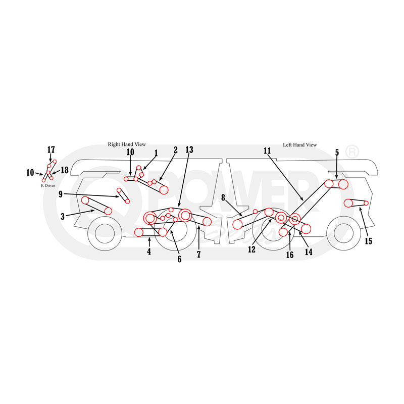 power steering belt diagram power steering assembly