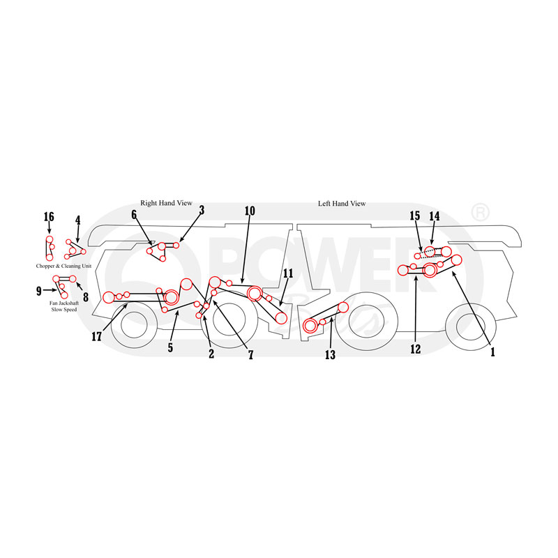 1460 case ih wiring schematic