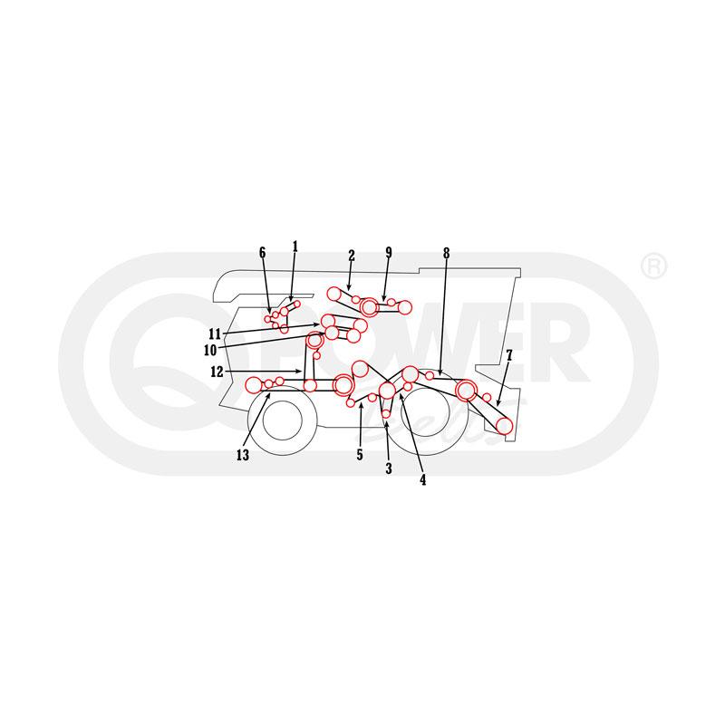 case ih combine wiring diagrams alternator circuit connection rh scooplocal co