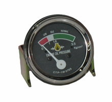 Caterpillar Engine Oil Pressure Gauge 1W0705