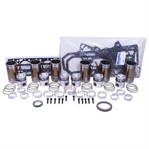 International 414 (DT414) 6.8L Diesel L6 Inframe-Overhaul Engine Rebuild Kit