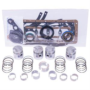 International 60 1.0L Cub Inframe-Overhaul Engine Rebuild Kit