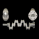 Perkins 4.203 (Rope Seal) Crankshaft