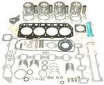 Yanmar 4TNE106T Overhaul Kit