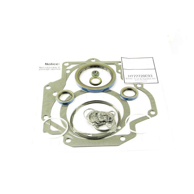 International pto gasket seal kit 77720c93 for White hydraulic motor seal kit