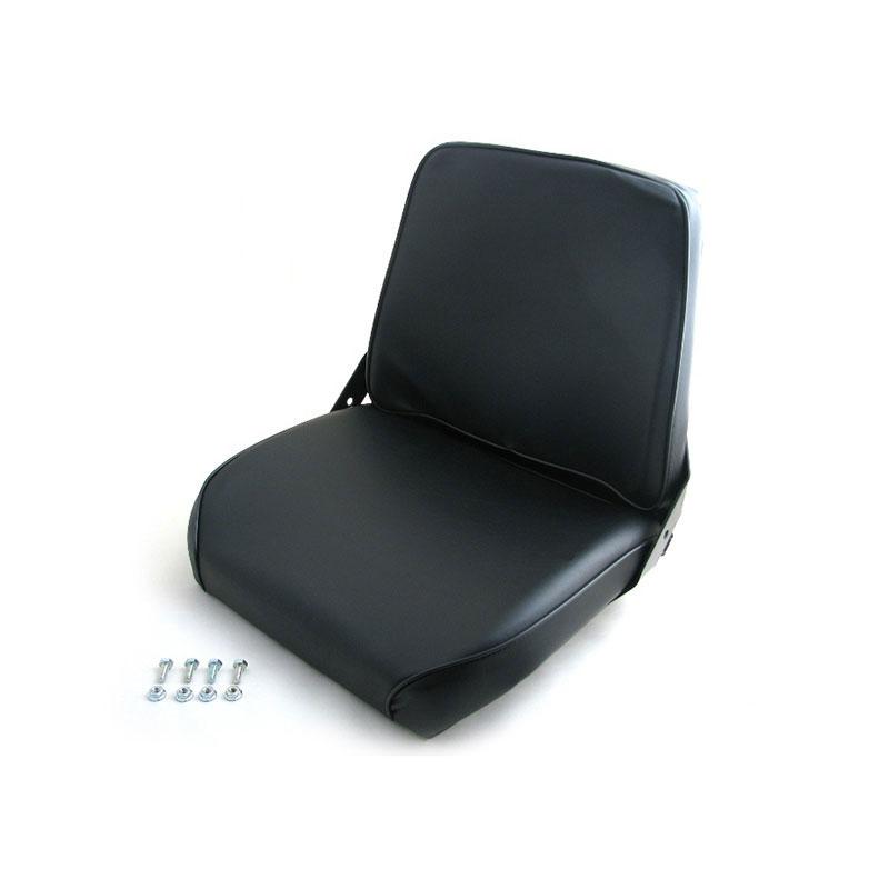 International 574 Tractor Seat : International seat assembly