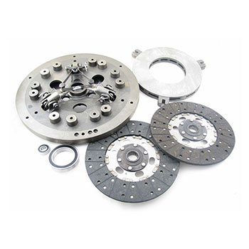 "John Deere 5020 Clutch Kit (reman) (12"", 3 lever, fiber clutch)"