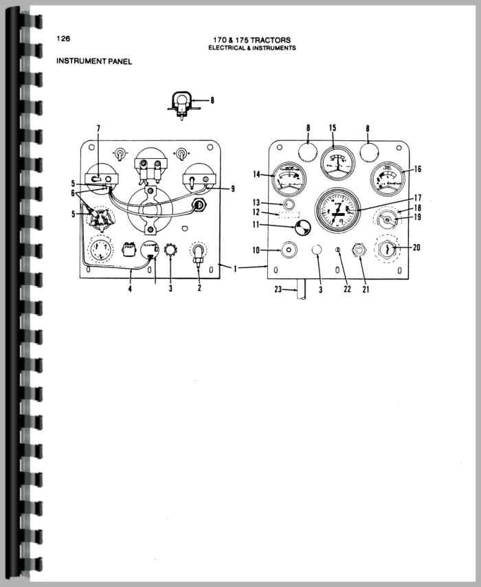allis chalmers clutch and transmission diagram  diagrams
