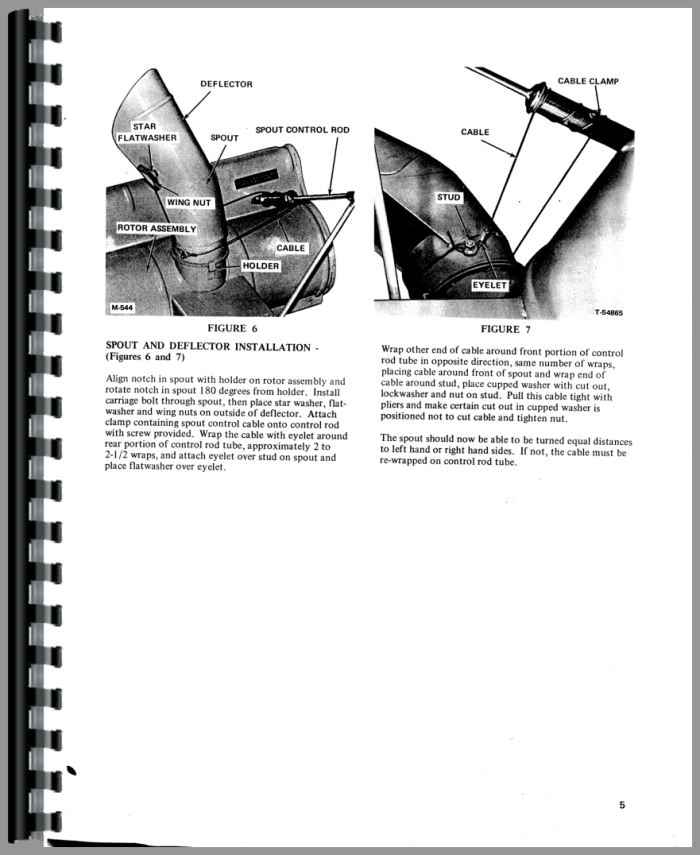 allis chalmers 314 service manual