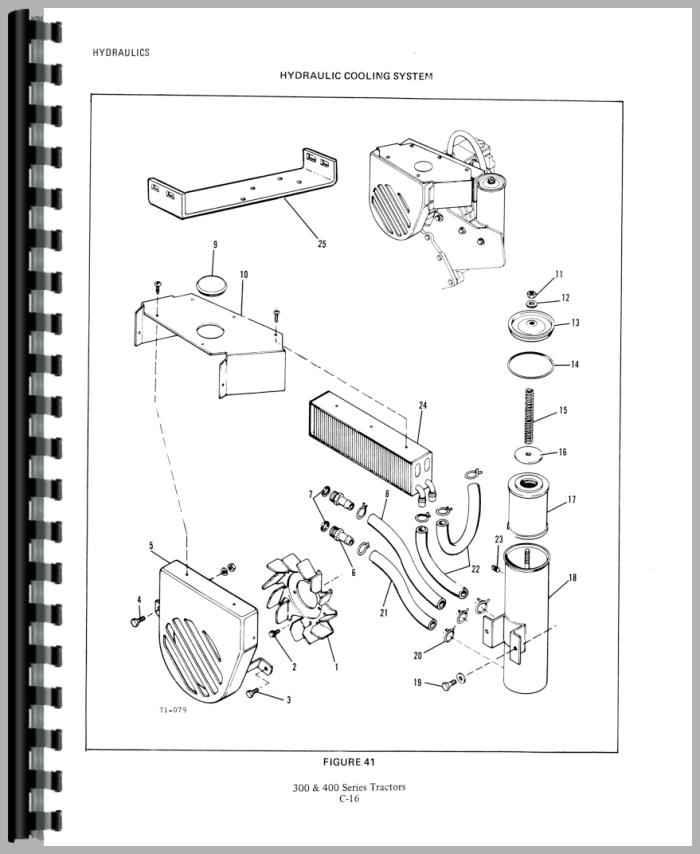 Allis Chalmers 314 Lawn Garden Tractor Service Manual