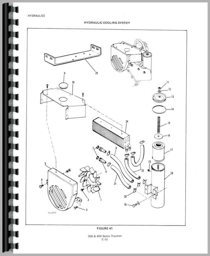 Wiring Diagram For Farmall 400