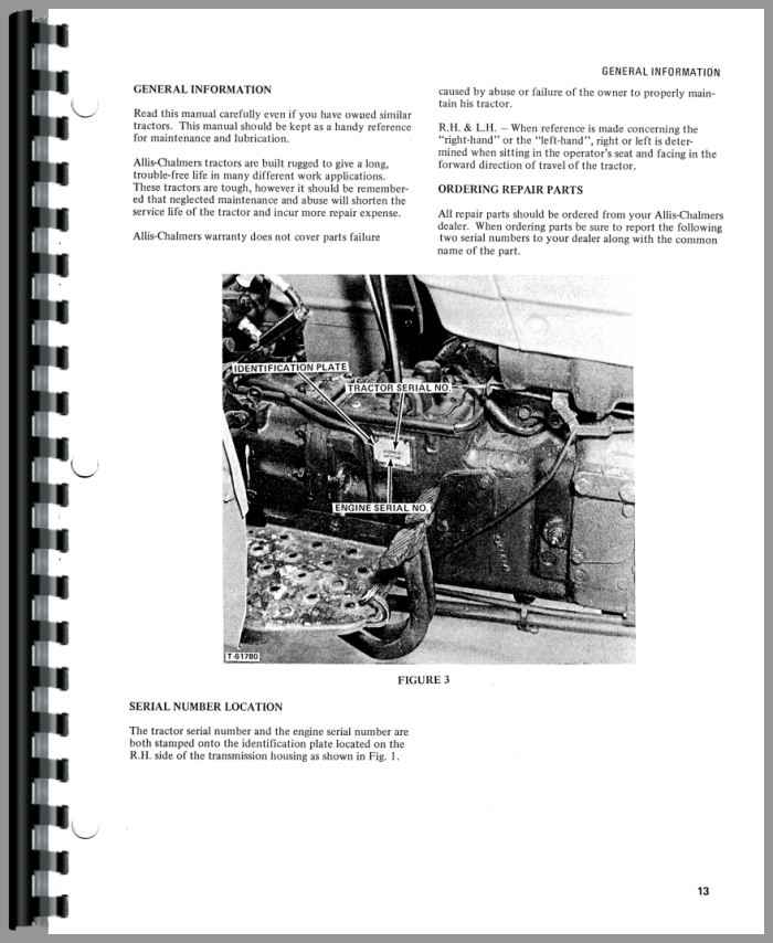 AllisChalmers 5040 Tractor Manual_80401_2__04819 allis chalmers 5040 tractor operators manual allis chalmers 5040 wiring diagram at crackthecode.co