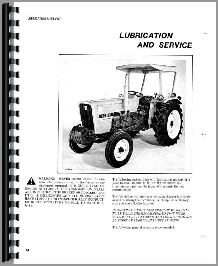 AllisChalmers 5040 Tractor Manual_80401_3__28398 allis chalmers 5040 tractor operators manual allis chalmers 5040 wiring diagram at crackthecode.co