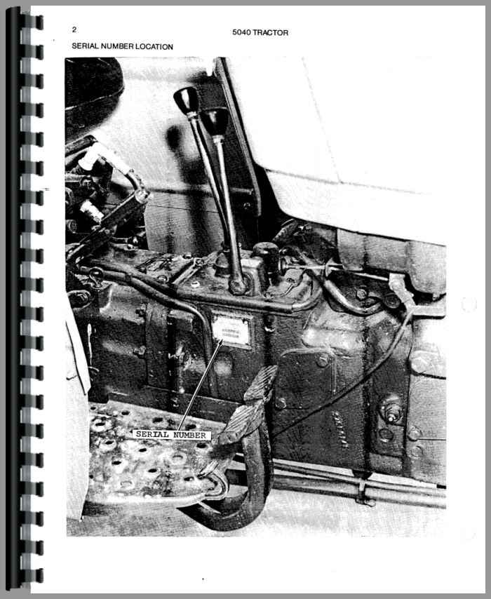 allis chalmers 5040 tractor parts manual rh agkits com allis chalmers 5040 service manual allis chalmers 5040 service manual pdf