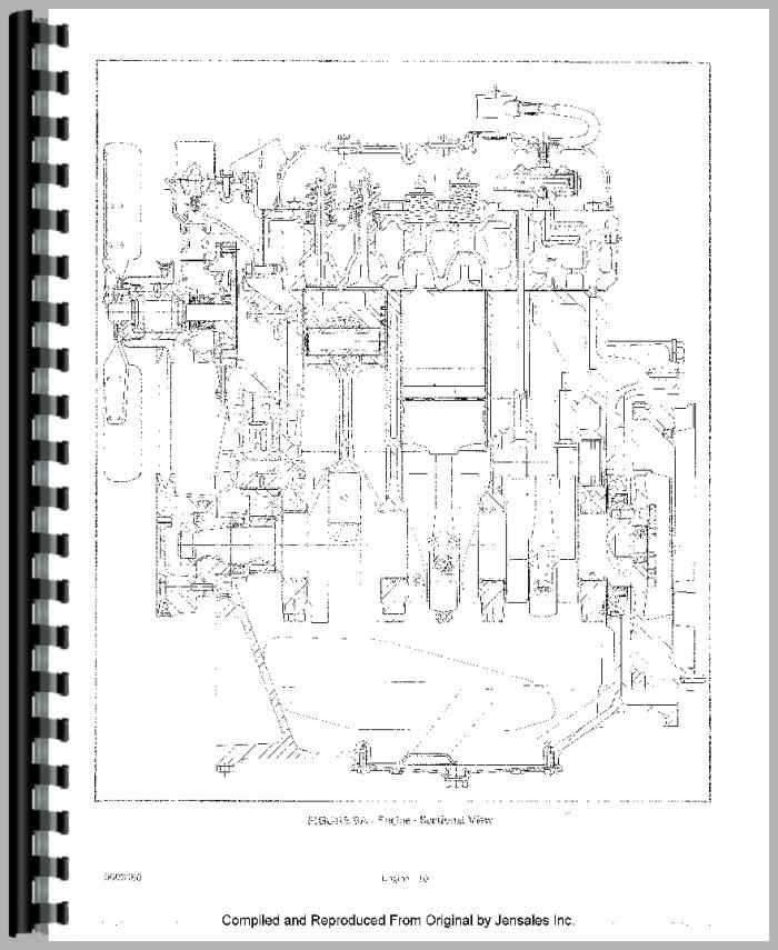 allis chalmers 5040 service manual