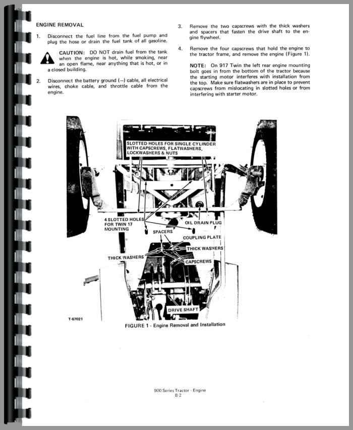 columbia lawn tractor service manual