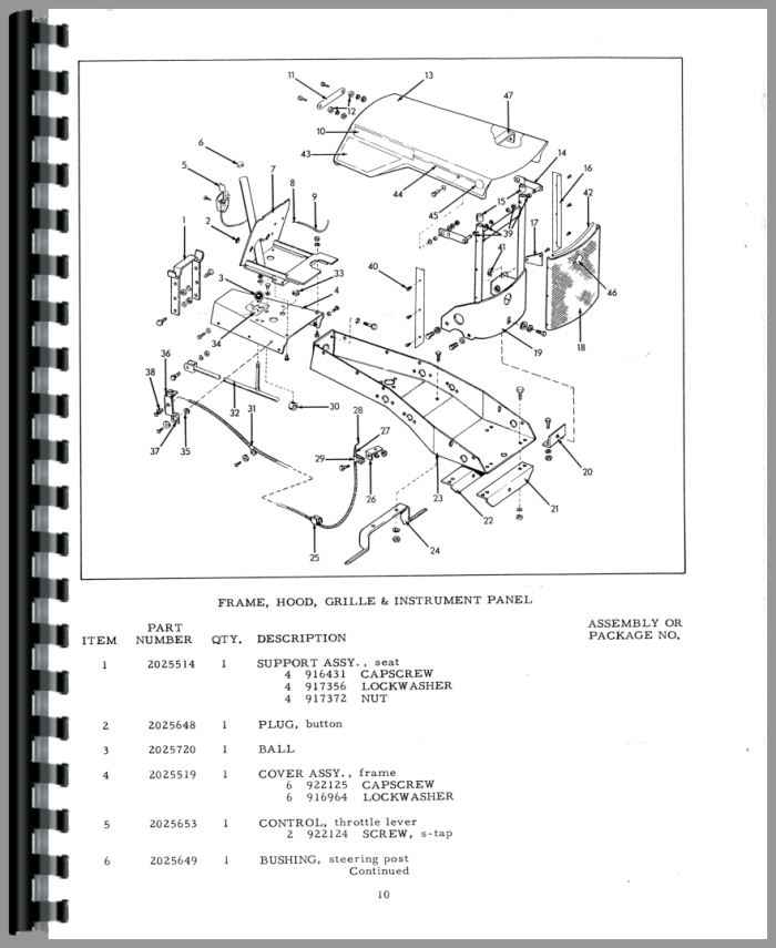 54nxm John Deere 345 Lawn Tractor Blades Pto Cut Off besides Viewit together with Wiring Diagrams For Case 580c Backhoe likewise Farmall Cub 6 Volt Wiring Diagram in addition Bosch Ve Injection Pump Diagram. on allis chalmers b wiring diagram
