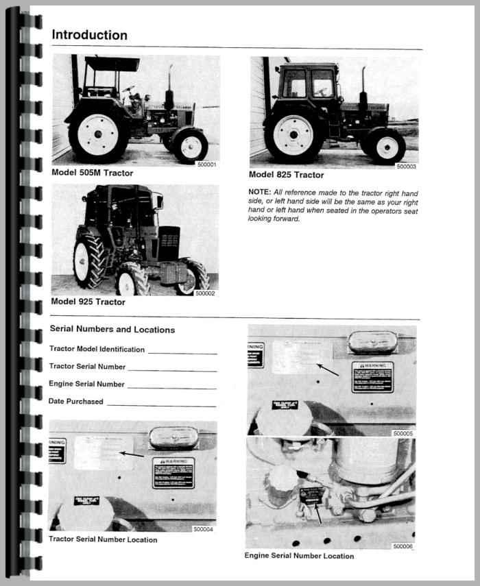 belarus operator manual