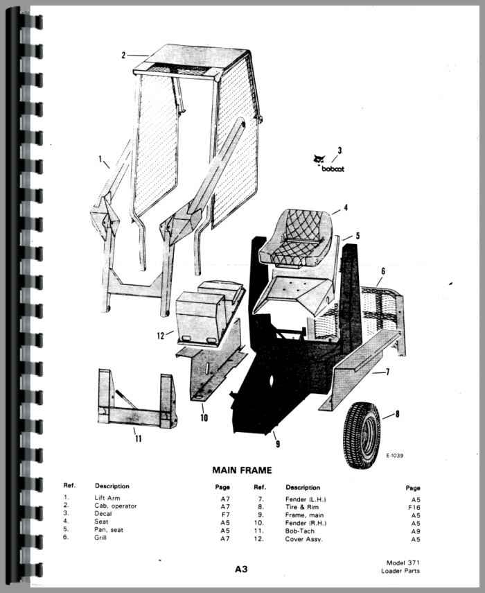 Marvelous Bobcat 753 Engine Diagram Basic Electronics Wiring Diagram Wiring 101 Akebretraxxcnl