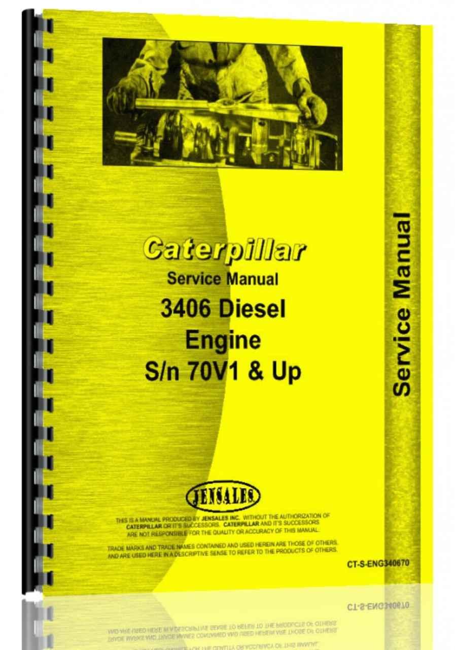 caterpillar 3406 engine service manual rh agkits com cat 3406 manual download caterpillar 3406 manual pdf