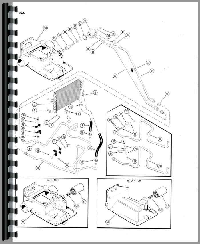 case tractor wiring diagram  wiring  wiring diagrams