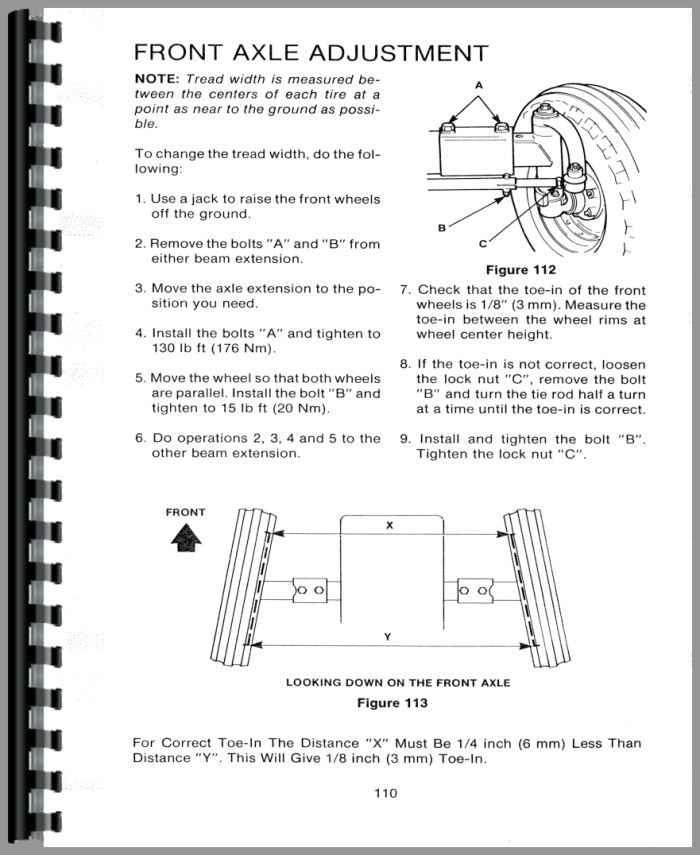 case 1294 tractor operators manual rh agkits com Case 860 Operator Manuals Case 380
