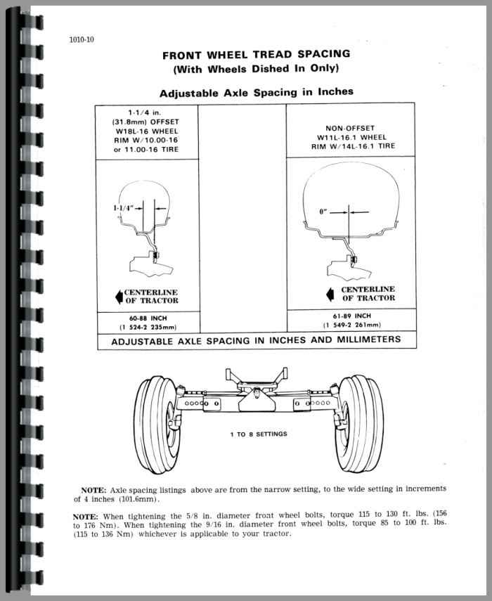 Farmall International Tractor Parts Diagram - Free Download Wiring ...