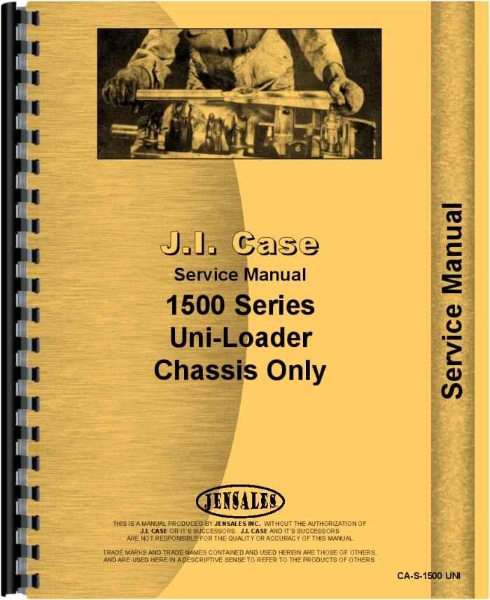 case 1530 uniloader service manual rh agkits com Case 1740 Skid Steer Case 1530 Specs