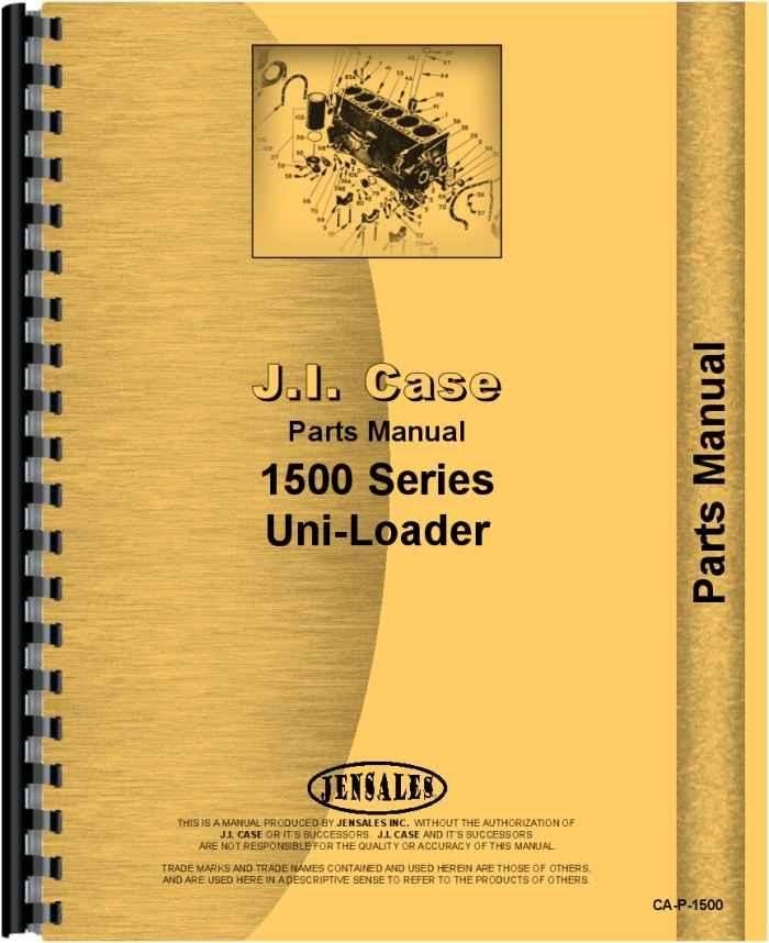 case 1530 uniloader parts manual rh agkits com Case Uni-Loader 1530 Specs Case 1740 Skid Steer
