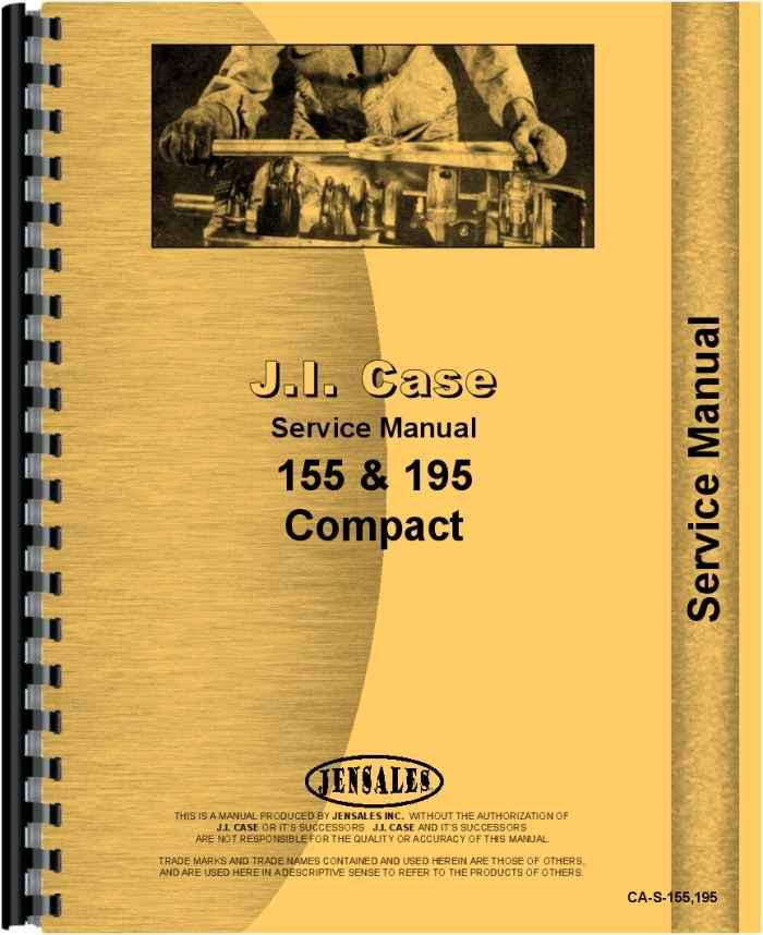 case 155 lawn garden tractor service manual rh agkits com Case 224 Garden Tractor Case 446 Garden Tractor