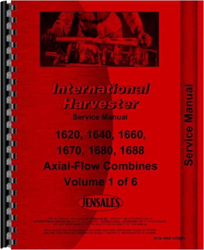 case 1660 combine service manual rh agkits com case ih 1660 combine operators manual Case IH Combine History