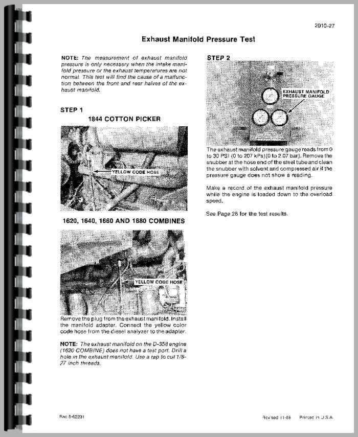 case 1680 combine service manual rh agkits com