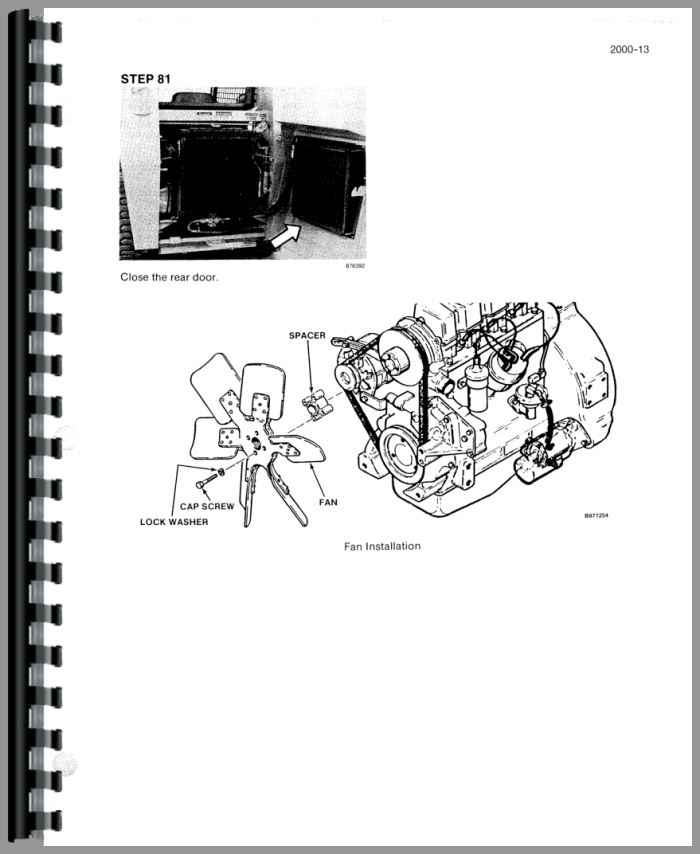 Incredible Case 1835C Uniloader Service Manual Wiring 101 Carnhateforg