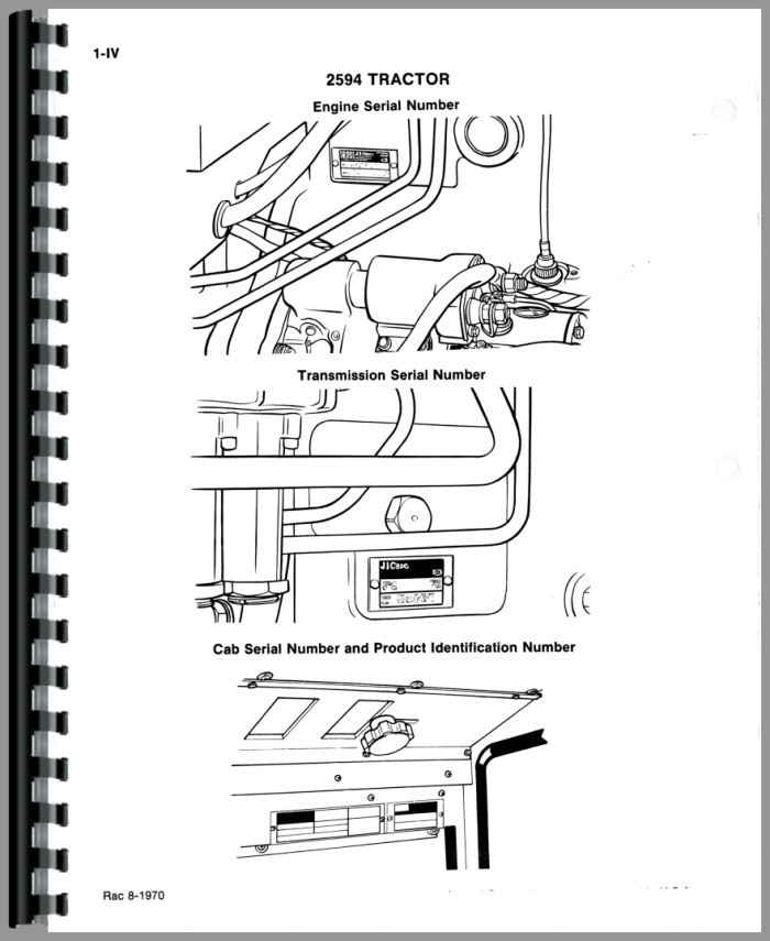 john deere 444 loader wiring diagrams