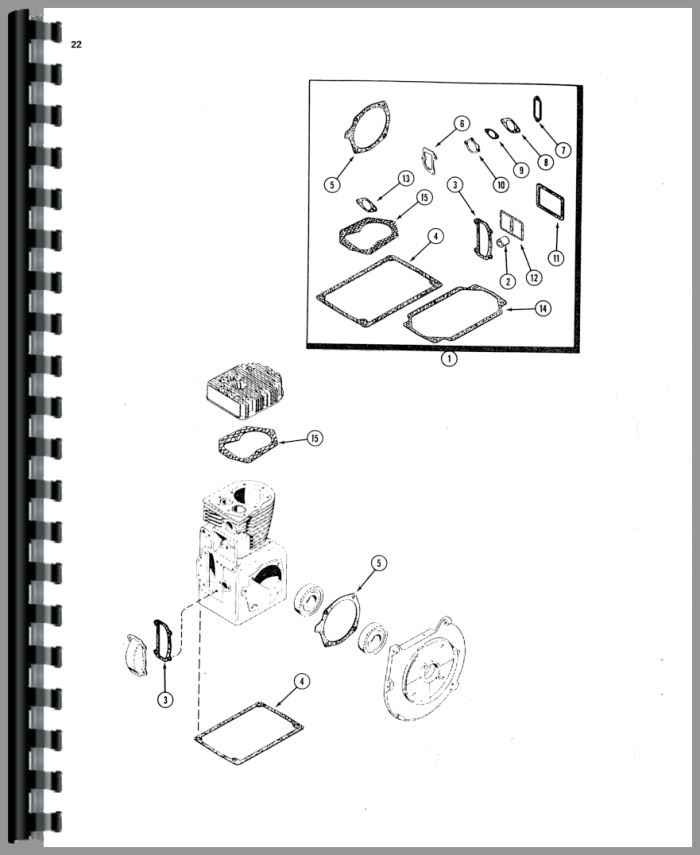 Colorful 444 Case Garden Tractor Headlight Gallery - Wiring Diagram ...