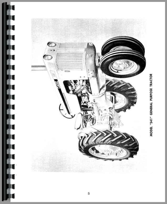 Case 540 Wiring Diagram - Wiring Diagrams A Model For Ford Tractor Wiring Diagram on