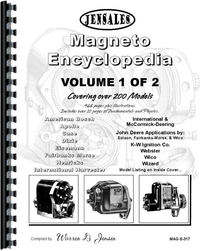 Case Fairbanks Morse Magneto Service Manual border=