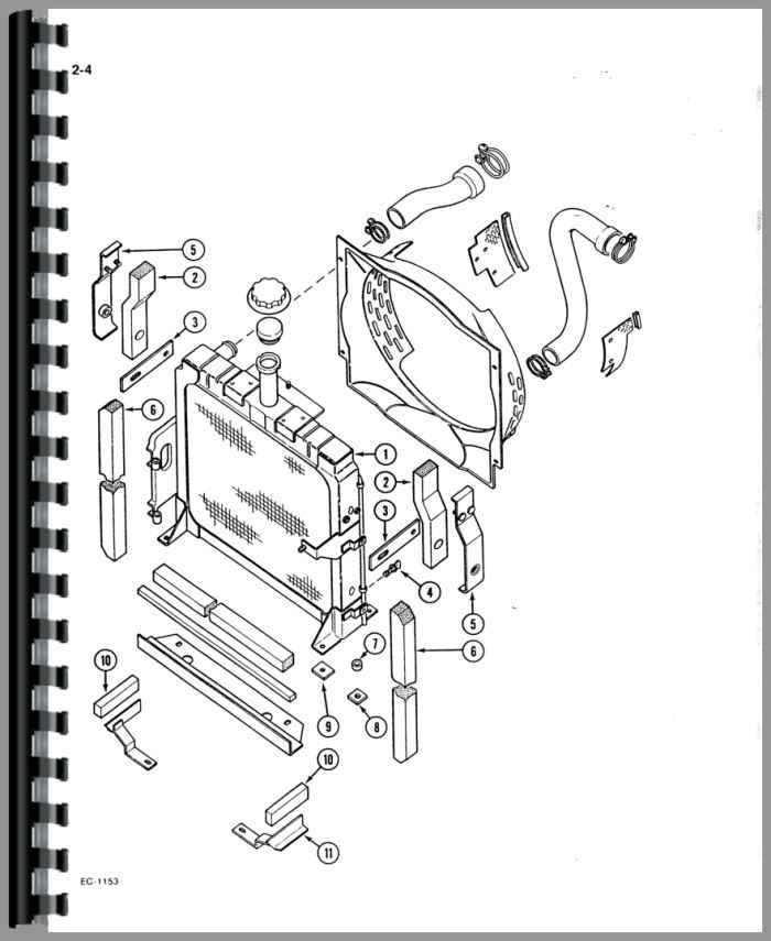 case ih 485 steering diagram  case  get free image about