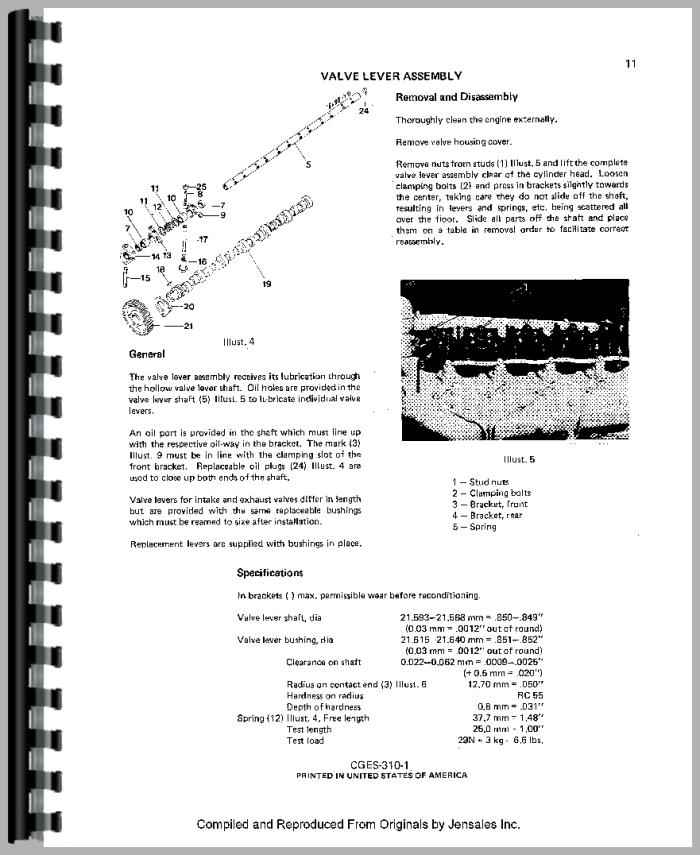 [DIAGRAM_09CH]  Case-IH 585 Engine Service Manual | Ih 585 Wiring Diagram |  | Agkits